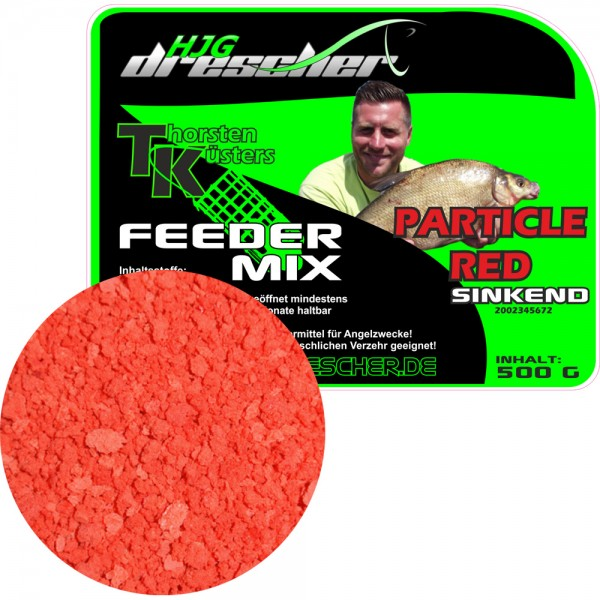 HJG Drescher Ready to use – Particle Red