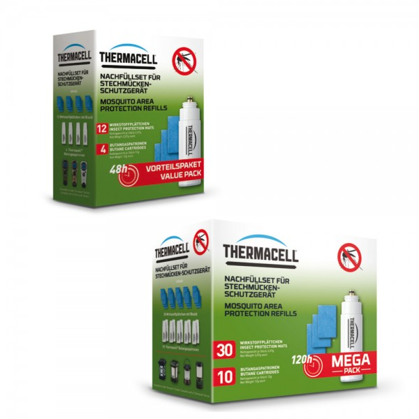 Thermacell Nachfüllpack