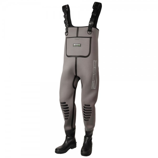 Spro Neoprene 5mm Chestwader Rubber Boots