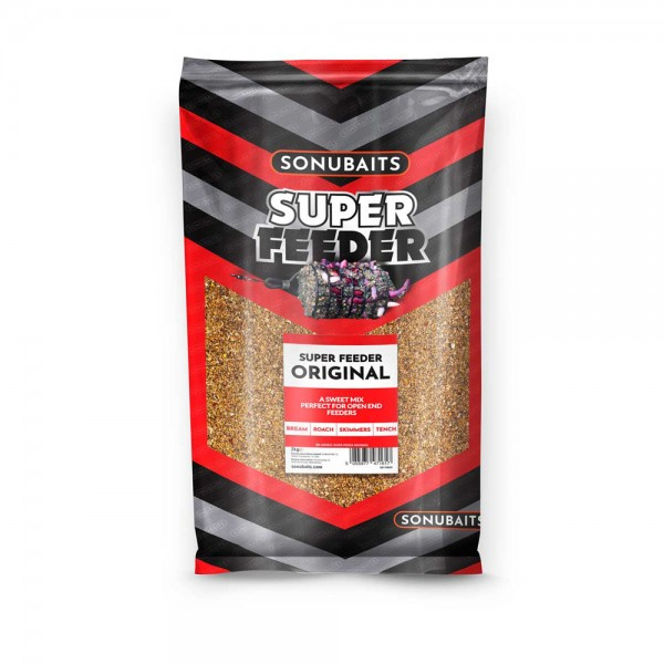 Sonubaits Groundbait Super Feeder Original (2kg)