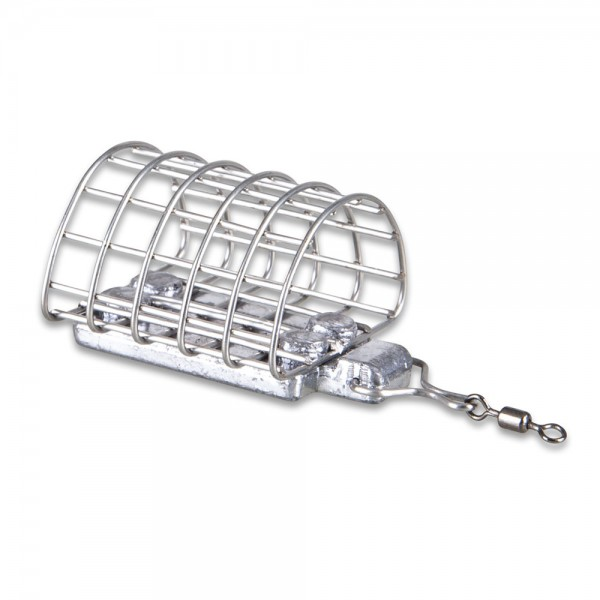MS Range Semicircle Feeder Cage nature