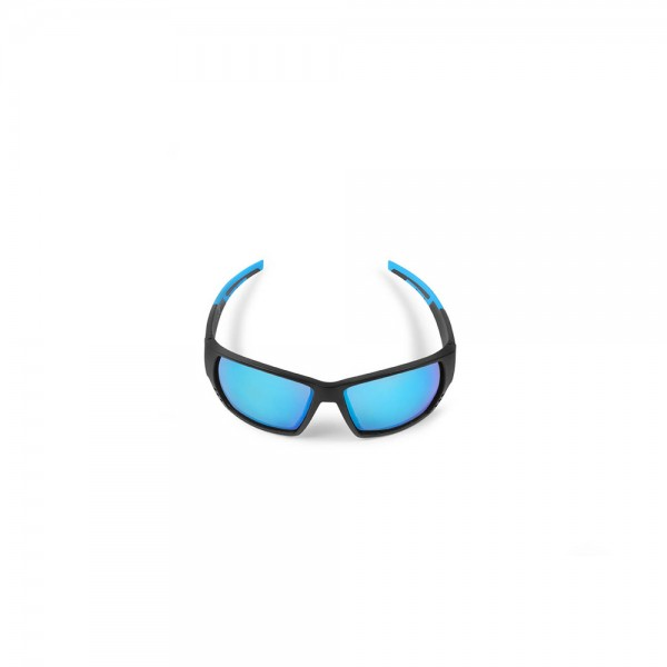 Preston Polarised Sunglasses - Blue Lens - schwimmend