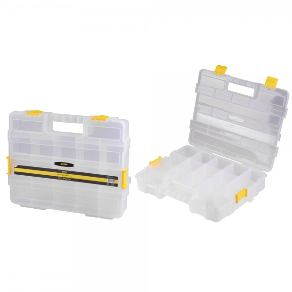 Spro Hd Tackle Box Double Side - 32x27x8cm