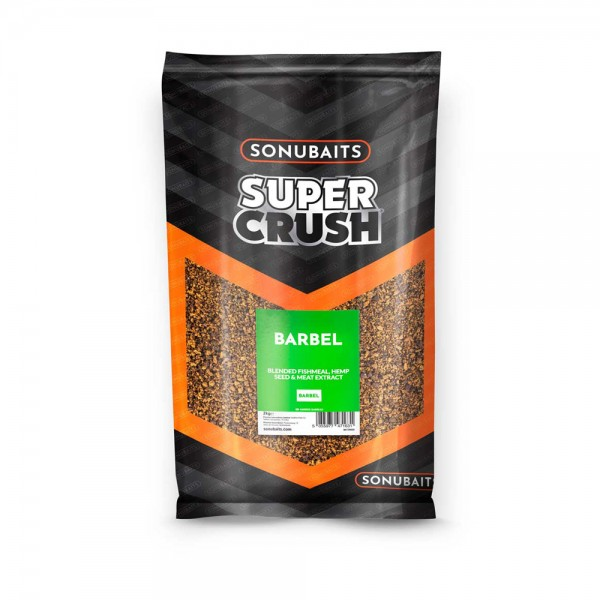 Sonubaits Groundbait Barbel (2kg)