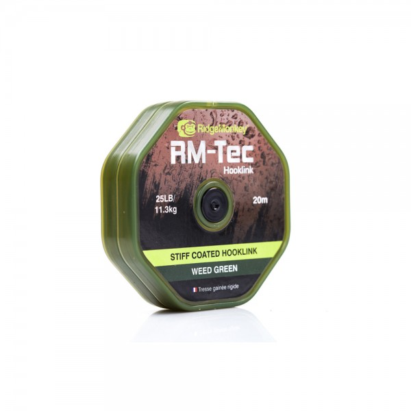 Ridge Monkey Tec Stiff Coat.Hookl. 25lb